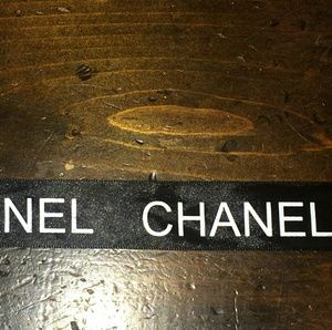 Authentic CHANEL Custom Made Choker Necklaces